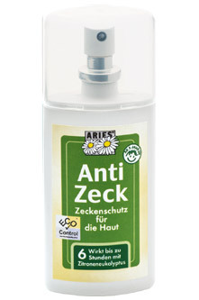 ARIES Anti Zeck Spray