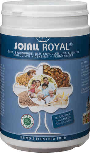 SOJALL Royal 500g