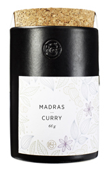 Madras Curry Keramikdose 60g